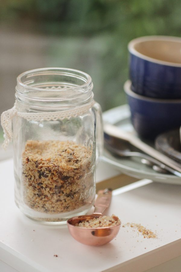 Olive Loaf Bread Crumbs