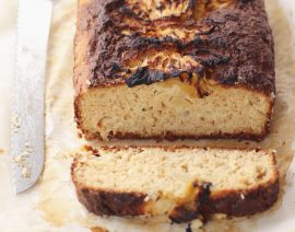 pineapple and coconut loaf